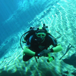 Diving The Barrier Reef in Belize
